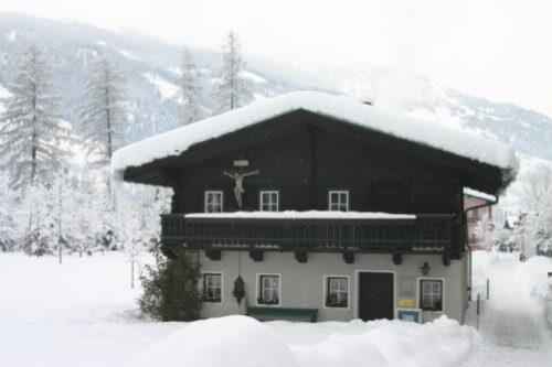 Schinderhaus im Winter