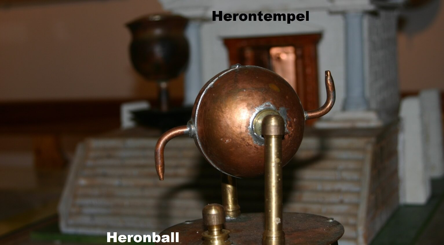 Heron Ball